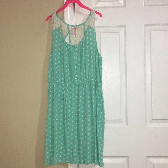 Mossimo Supply Co. Dresses & Skirts - Beautiful Lime green mini dress